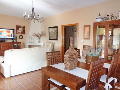Photo for Vacation home Villa Vicente in Córdoba/Baena - 6 persons, 3 bedrooms