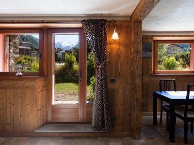 Photo for 1BR Apartment Vacation Rental in Aosta / Italia, Valle d'Aosta