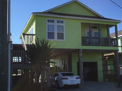 Petty's happy place is in centrally located Tidelands Subdivisions.