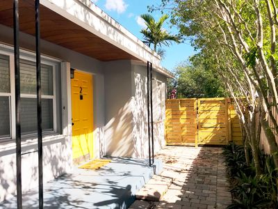 Photo for Trendy Bungalow in the Heart of Fort Lauderdale, FL