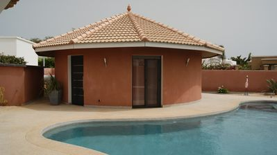 Photo for 2BR Bungalow Vacation Rental in Ngaparou, Thiès