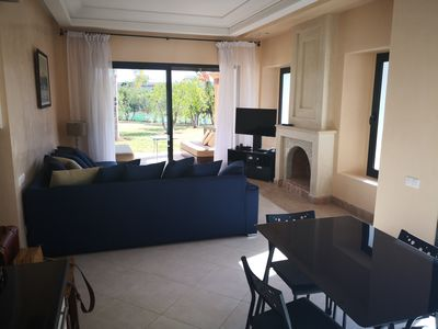 Photo for Villa 80m2 at the Orangeraie 10 minutes from Oulad teima