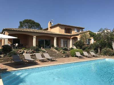 Photo for 4BR Villa Vacation Rental in Grimaud, Provence-Alpes-Côte d'Azur