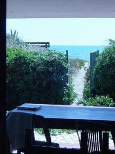 Photo for Rome, house on the sea with garden, on the sand dune 40 km from Rome