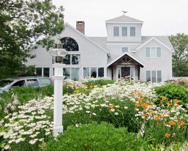 Photo for Elegant Oceanview Home On Triton Way in New Seabury With  BEACH & Heated  Pool