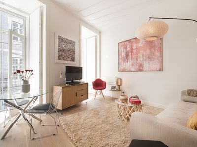 Photo for Lisbon Rouge Apartment in the Heart of Lisbon