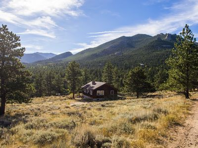 Photo for Mountain Home Neighbors Rocky Mountain National Park/YMCA of the Rockies