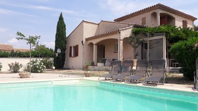 Photo for Avignon Grand Mas provençal Luxury situation except. Clim / Wifi