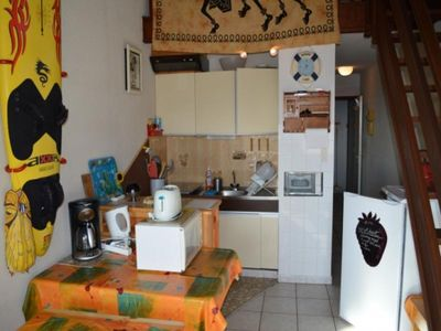 Photo for Apartment Port Leucate, 2 rooms, 7 persons