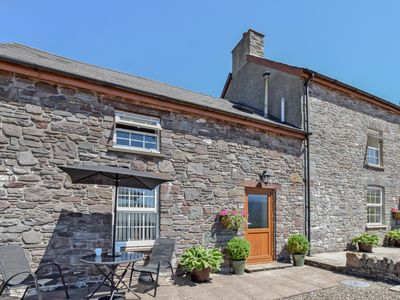 Photo for Situated 8 miles west of the historic market town of Brecon, the ambience is relaxed and informal an