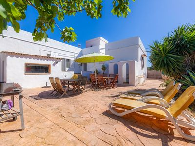 Photo for Peaceful location in a natural reserve – Casa s'Amarador dos