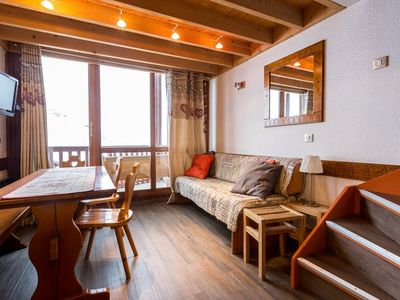 Photo for Val Thorens Silveralp 45 m2 comfortable for 6 pers