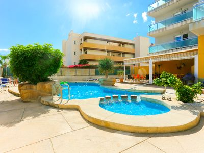 Photo for Modern holiday apartment great location for beach,golf,nightlife.
