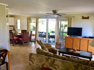 Photo for WALK TO N KA'ANAPALI BCH! PRIVATE COTTAGE!