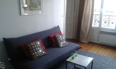 Photo for Bastille: Sunny / Clean / Cozy / Cool / One Bedroom Apartment in Central Paris