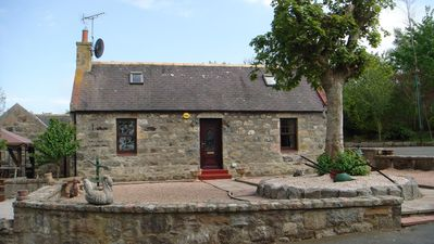 Photo for UNIQUE, 3 BEDROOM, DETACHED COTTAGE, LOCATED ON THE BANKS OF THE RIVER YTHAN.