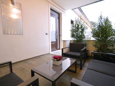 Photo for Romeo 2 apartment in Nicolosi with WiFi, integrated air conditioning & balcony.
