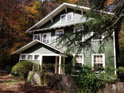 Photo for New Listing - The Bend at Lake Rabun-Classic Lakemont Charm