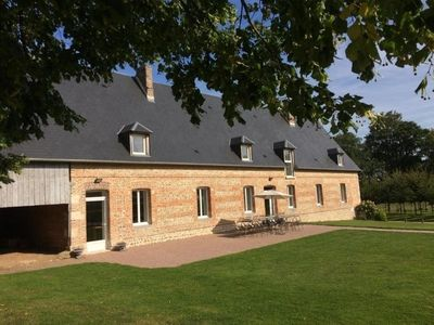 Photo for Gite Envronville, 6 bedrooms, 15 persons