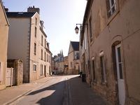 We had a wonderful time in the town of Bayeux. The apt. was within walking dista ...