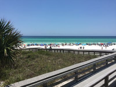 Photo for 3/2 Cottage, 6nt min. 1/2 m to the beach. Comm pool. 5/25 reduced 10%