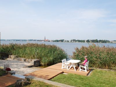 Photo for Own beach and boat dock with spectacular views of the Schlei Fjord