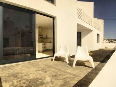 Photo for Anclada T - Apartment for 4 people in Punta Mujeres - Arrieta