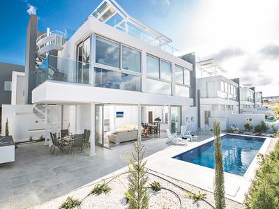 Photo for Villa Aimee, Contemporary 3BDR Protaras Villa with Pool, Close to The Beach