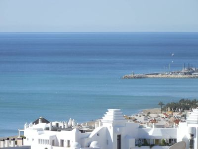 Photo for La Nogalera' Complex Torremolinos Apartment with stunning view, WIFI Sat TV