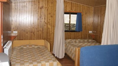 Photo for CABAÃ'AS MALEIXAS (3 people - Cabin 2)