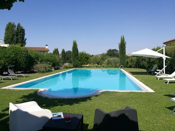 Luxurious Villa d'Autore surrounded by greenery with pool and wooded park