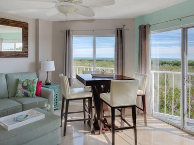 Photo for Warmer Weather★Open Ocean Views★Family Suite+Beach & Pool
