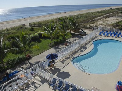 Photo for OceanFRONT - Carousel 117th St. - Sleeps 6
