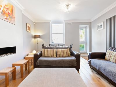 Photo for Stunning 1 Bed Apt w/Patio nr Holloway