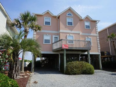 Photo for W1 109  A popular oceanfront home that is meticulously maintained and enjoyed by all guest.