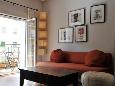 Photo for Charming apt. spacious and bright. VFT / SE / 00172