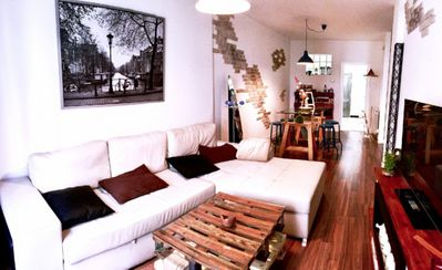 Photo for 1BR Apartment Vacation Rental in Madrid