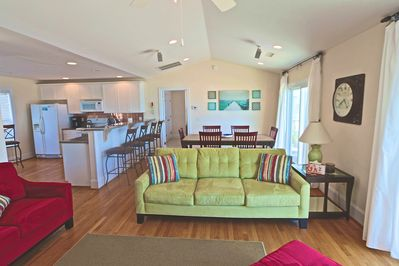 Family Room for all the fun!!