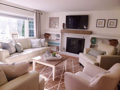 Photo for Beautiful  Renovated  Beach Home located close to Dennis Beaches north of 6A