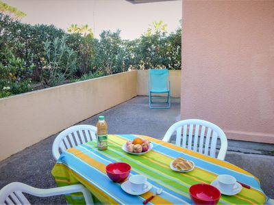 Photo for Cavalaire-sur-Mer Apartment, Sleeps 2 with WiFi
