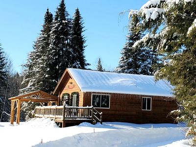 Photo for 1BR Cabin Vacation Rental in Maidstone, Vermont