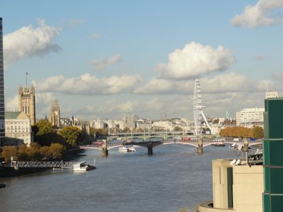 Photo for Fabulous City Centre Riverside apartment overlooking Big Ben
