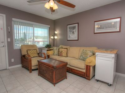 Photo for Tropic Breeze Unit 12 Madeira Beach Second Floor Condo With Gulf Views