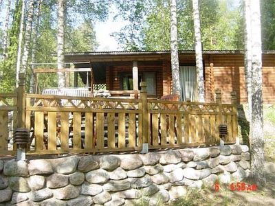 Photo for Vacation home Onkilammi in Tammela - 4 persons, 1 bedrooms