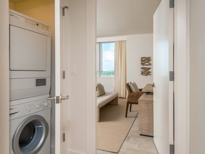 Photo for Cityview 1bd/1ba in Luxury Eco-Hotel Private Residence South Beach