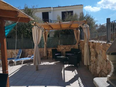 Photo for Villa Nana, Modern holiday home, 100 m to the sea, air conditioning, free WiFi
