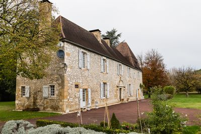 La Vigerie. Beautifully restored manor house with original features
