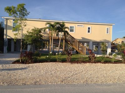 Photo for DECEMBER dates available!  Book this SUNNY Big Pine home on DEEP WATER CANAL!!