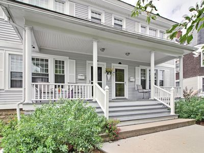 Photo for Spacious Rutland Townhome w/Fire Pit- Walk to Town