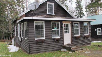 Photo for Great cabin in Rangeley Manor, with shared access to Rangeley Lake.